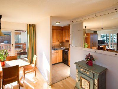 Helvetia Intergolf Appart Hôtel Crans Montana King Suite