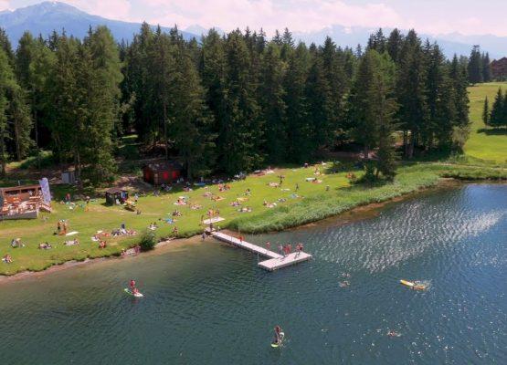 Helvetia Intergolf Appart Hôtel Crans Montana Familie