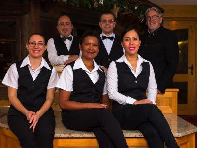 Helvetia Intergolf Appart Hôtel Crans Montana Service